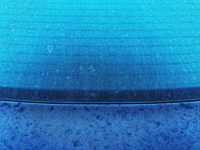 Car Winter Frozen Freezing Ice Cold Temperature Danger Blue Water No People Day High Angle View Street Pattern Road City Backgrounds Transportation Textured  Nature Full Frame Outdoors Close-up Absence Glass Metal Detail