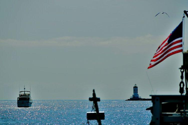 Ports O' Call San Pedro Pacific Ocean Boats⛵️ Watching Boats