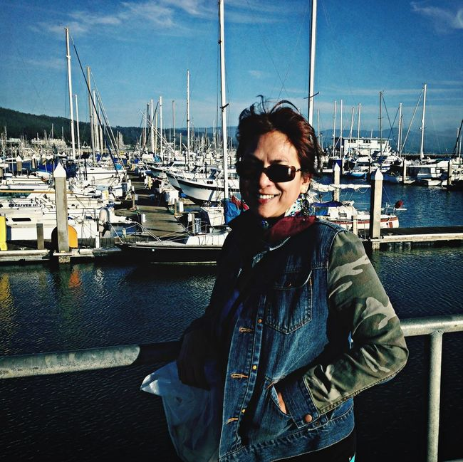Mom! Enjoying The Sun Buying A Yacht Starting A Trip Fresh Air
