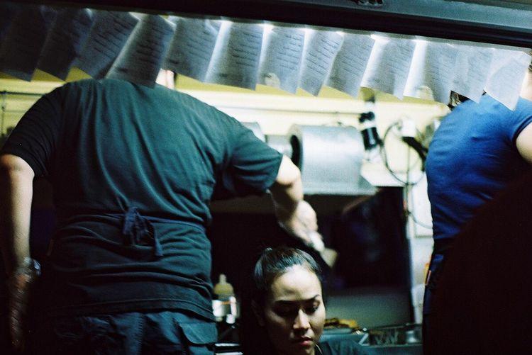 Chance Encounters Film Photography Pentax K1000 Super Takumar 50mm