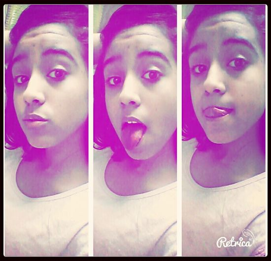 cabelo rosa diferente mas com a mesma felicidade no rosto :) First Eyeem Photo