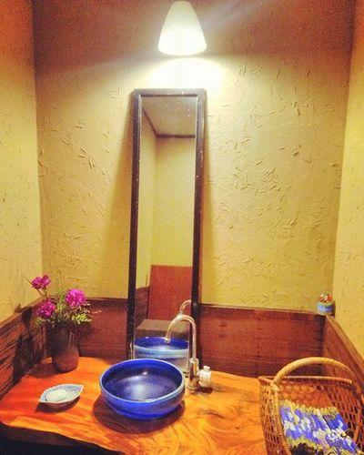 山口県 周南市 陶千矛 夕食 2階席 木 レトロ 昭和 お手洗い おしゃれ おしゃれ