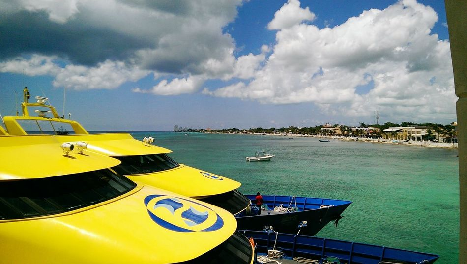 Our Destination Isla Cozumel Enjoying Life Sea Relaxing