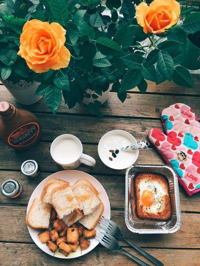My Favorite Breakfast Moment Hello World Relaxing Enjoying Life Foods Breakfast Followme Natural EyeEm X My Muesli - Breakfast Moment