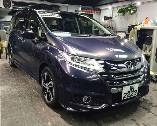 Unicon Pro Shop Auto Beauty Honda Odyssey