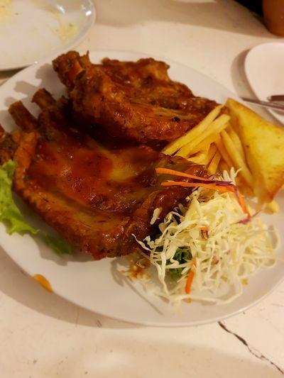Pork Rip Savory Food Close-up Food And Drink