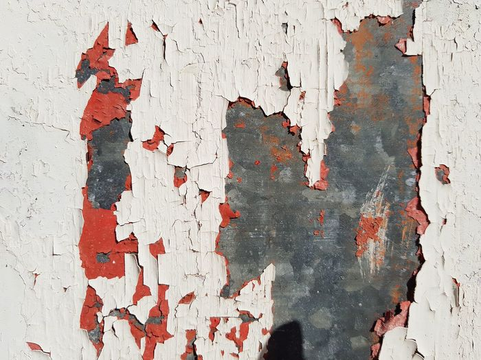 Santa Margalida Rusty Metal Rusty Abstract Photography Streetphotography Background Street Backgrounds Red Textured  Paint Full Frame Abstract Ink Wall - Building Feature Close-up Peeled Worn Out Peeling Off Grunge Bad Condition Run-down Weathered