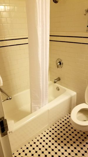 Domestic Bathroom Bathroom Faucet Hygiene The Gideon Putnam - Saratoga Springs, NY