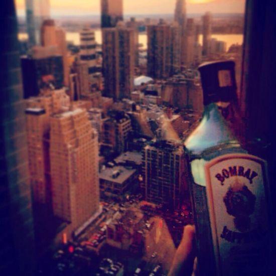 NYC Highlife Bombay Sapphire Tgod