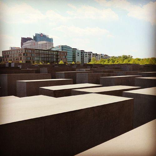 Holocaust-Mahnmal Mahnmal Rp13 Judendenkmal Holocaustdenkmal Berlin Denkmal
