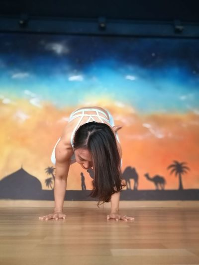 Yoga Yogagirl Yogalife Yogalove Yogapose Yogachallenge Yogaeverywhere Yogapractice Yogainspiration Yogalover Fit Fitness Fitnessgirl One Person Only Women Adult Dancer Water People Dancing One Woman Only Young Adult Adults Only Healthy Lifestyle Beauty