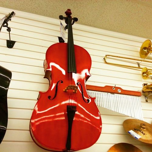 Beautifulcello want!!!