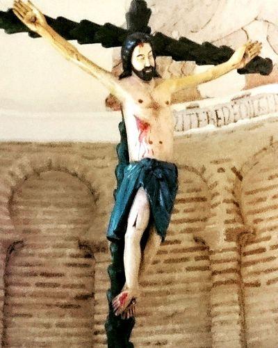 Showcase: November Jesus Christ Toledo Spain Jesus In Colour Jesus Statue