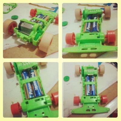 done Tamiya Car Mymade Toy green instamiya instamood instagood instaphoto @a_satyap @erdin48
