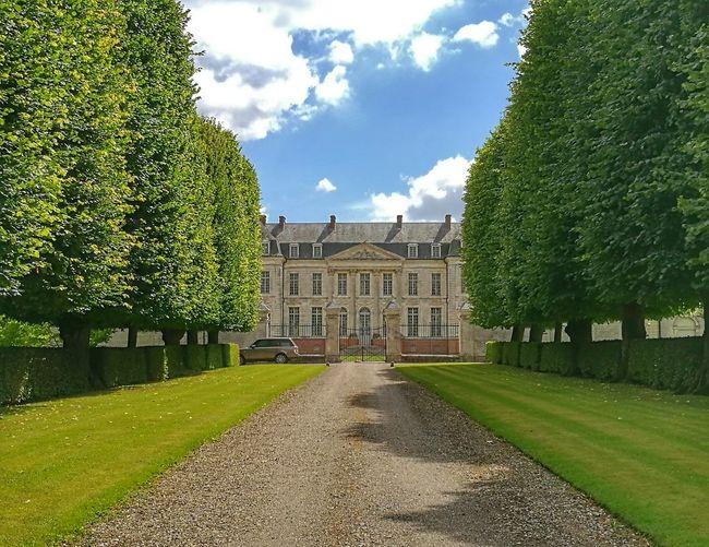 Château de Barly (Pas de Calais, Arrageois) Chateaux France Pas De Calais Architecture
