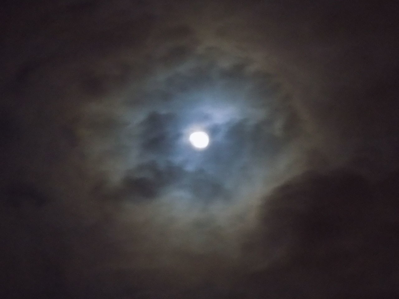 moon, scenics, sky, nature, cloud - sky, beauty in nature, night, astronomy, tranquility, sky only, low angle view, dark, tranquil scene, idyllic, outdoors, moonlight, space, no people, space exploration, sunset, half moon, solar eclipse, crescent
