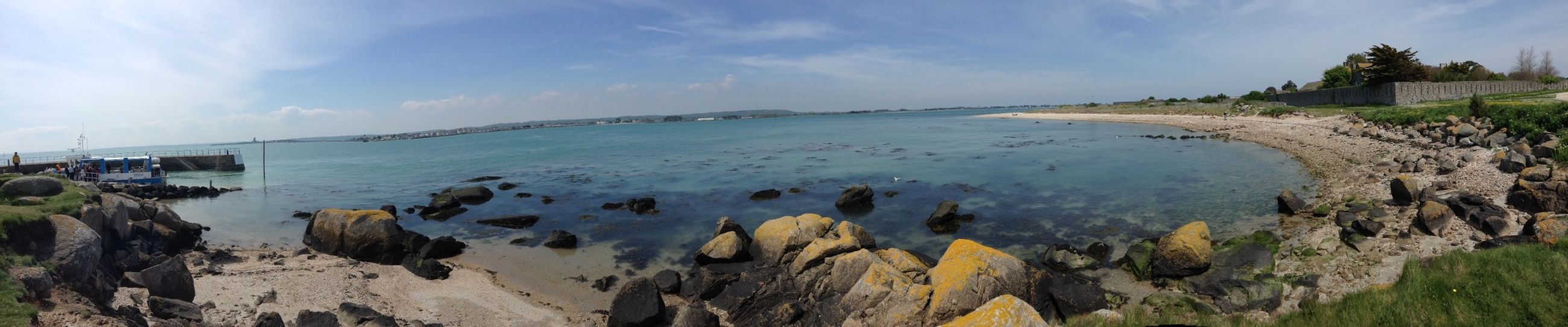 Vacance Famille Soleil☀️ Amis  île Mer