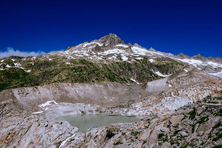 Alps Blue Furkapass Mountains Schweiz Swiss Swiss Alps Switzerland