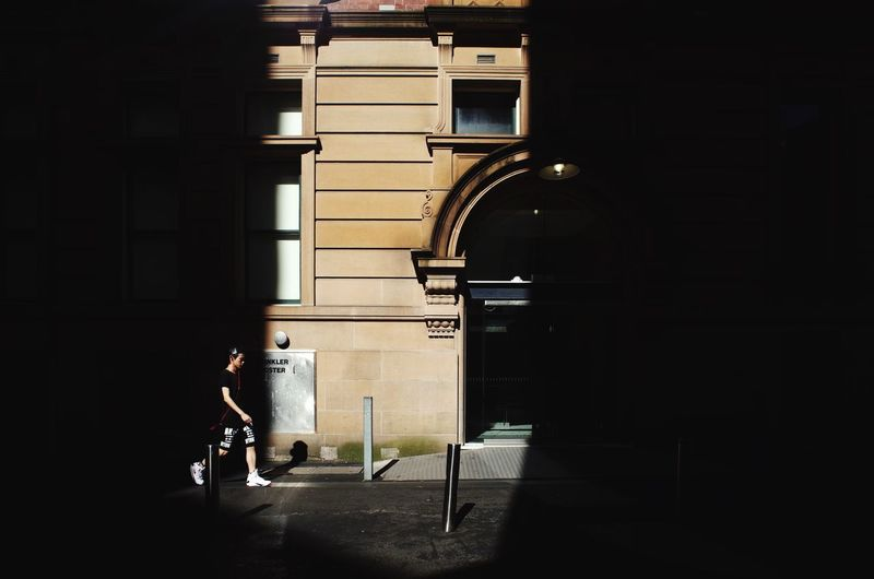 A study of light and shadow, Chinatown, Sydney. Sydney Streetphotography Open Edit Light And Shadow