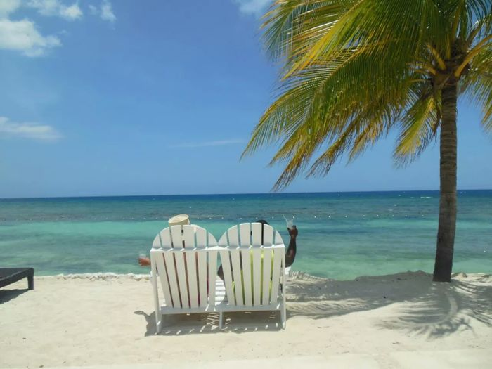 WhatDoesPeaceLookLikeToYou? Montego Bay Jamaica Life Is A Beach Brothers
