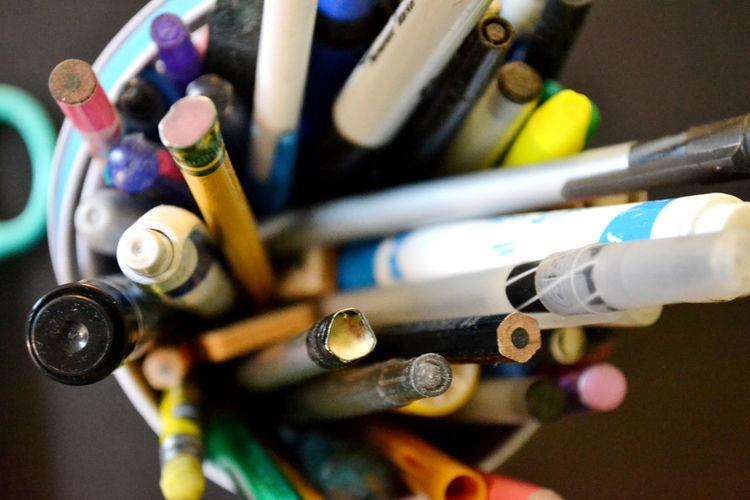 Pencil Pencils Stationery Pen