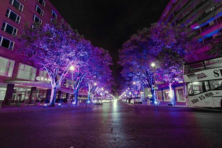 Festival Of Lights 2015 Potsdamer Platz Berlin