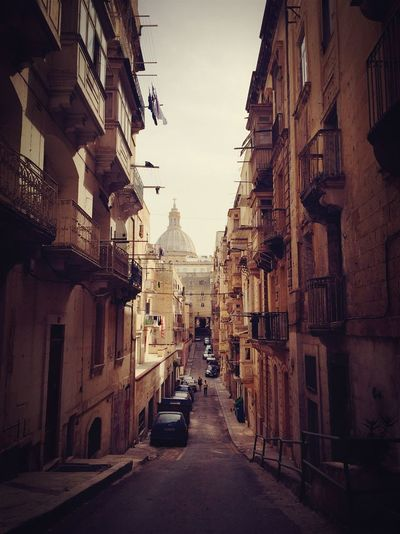 The Street Photographer - 2016 EyeEm Awards Going back to the old time~ Valletta Malta Europe Streetphotography Oldcity Old Town Old But Awesome Street