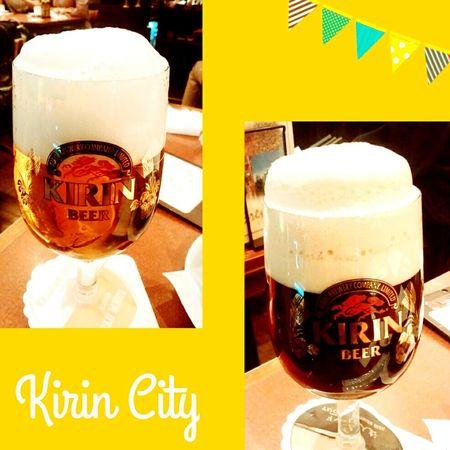 Kirin Kirincity Kirin Beer Beer Restaurant Shinjuku Japan