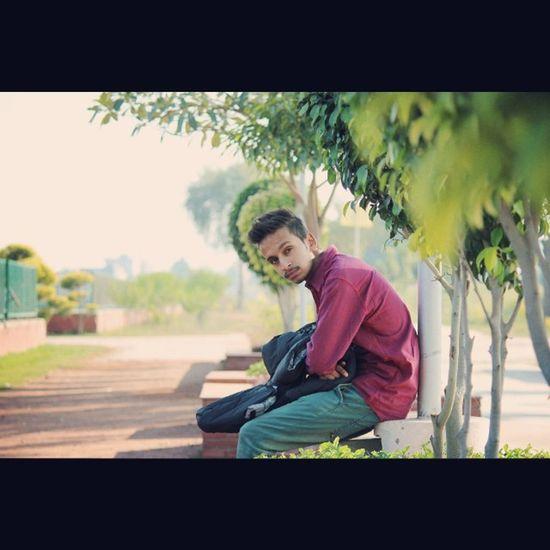 Hnybhogal_clicks Insta_shutter Insta_pics Canon gzsptucampus bathinda jogger_park