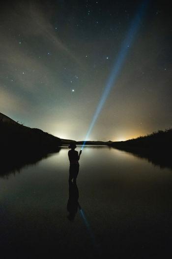 Nigthscapes Night Nightphotography Stars Sky Sky Stars Camping Desert Outdoors Nightlights Flashlight Adventure Astrophotography Lake Peru Peruvian Ica Dunes