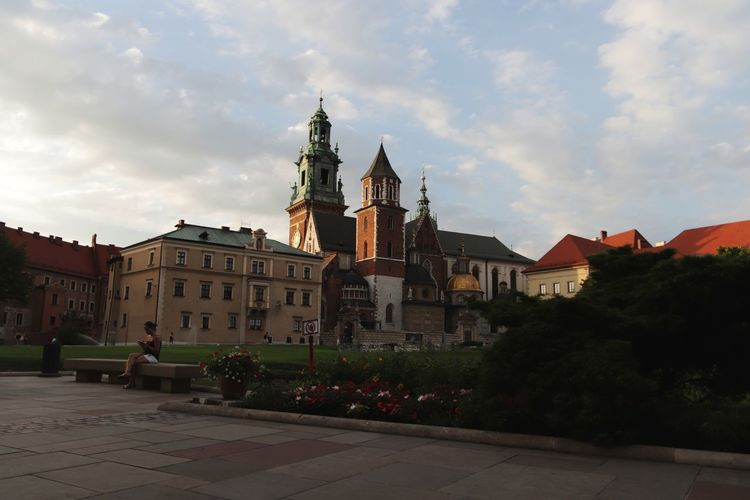 Krakow Castle