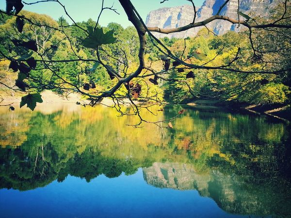 Beautiful Cape Town, you've caught my heart. Water Reflections First Eyeem Photo