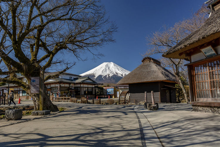 "Oshino ""Hakkai"" (Eight springs) 忍野八海 富士山 Mt. Fuji Fujiyama Japanese Village Yamanashi 山梨県 Japan Japon Japan Photography"