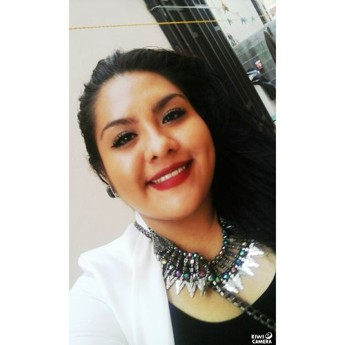 Smile❤ Natural Beauty Nofilter#noedit Cute♡ Woman Mexican
