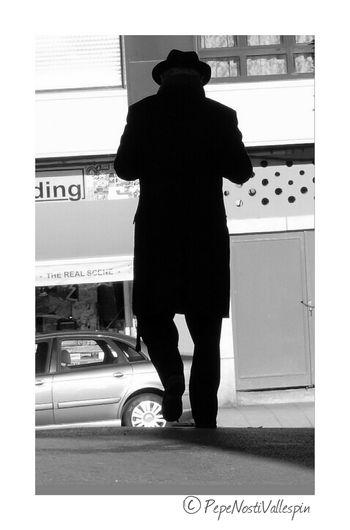 One Man Only Only Men Adult One Person Outdoors Solitary Blackandwhitephotography Black & White Blackandwhite Pola De Siero Streetphoto Outdoor Photography Black And White Photography Blancoynegro Blackandwhite Photography Black And White Streetphotography Solitude Blackwhite Oldpeople Real People Alone In The City  Alone In The City