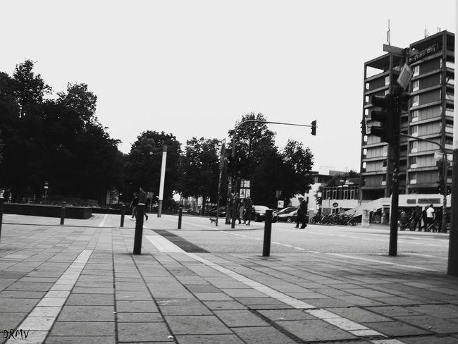 Enjoying Life in Regensburg Blackandwhite Blck Bnw City City City Life Day Outdoors Regensburg