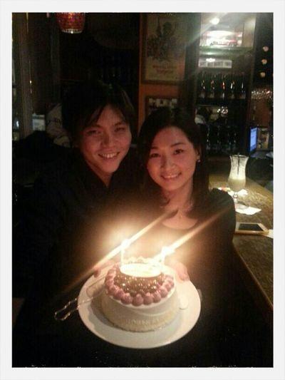 My Seond Birthday With You…