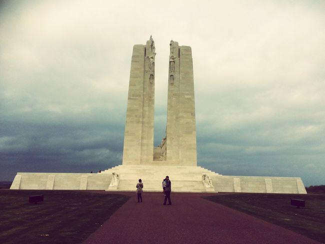 Mémorial canadien. Canadian Memorial Greatwar