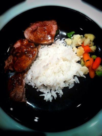 Un Diner Presque Parfait