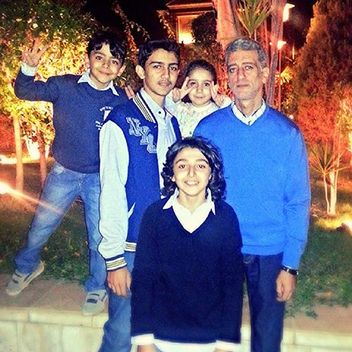 Family Reda Jawad Zina salemsulaiman