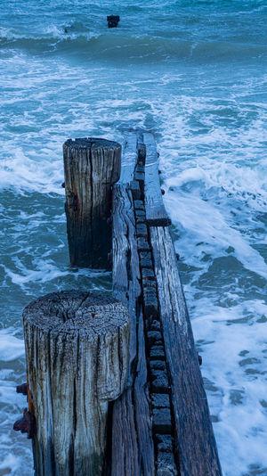 Broken Pier