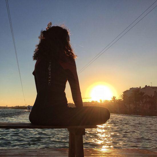 Sunset Nice