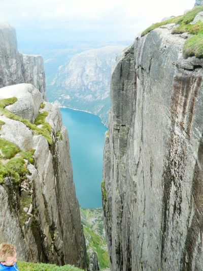 Travel Nature Beauty In Nature Mountain Kjerag Kjeragbolten Nature Photography Ilovemountains