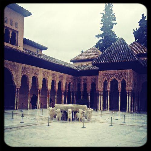 Vacaciones en Granada