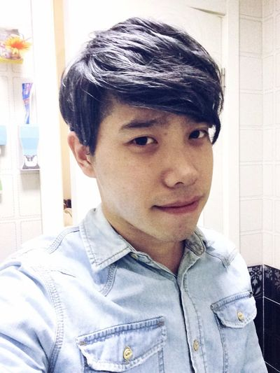 That's Me 新发型 其实是百变造型 想怎么变 就能怎么变 o(^_-)O