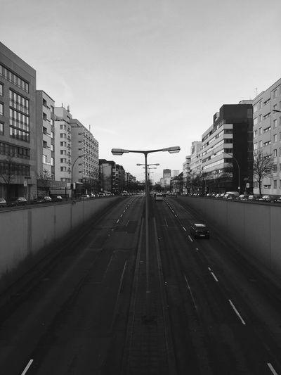 Streets Bundesallee