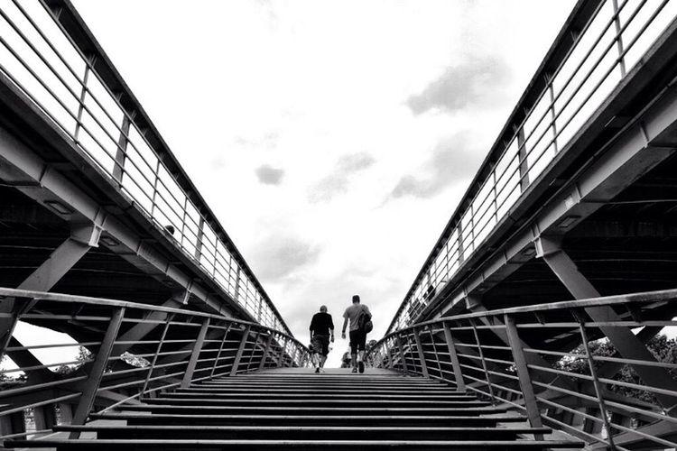 Finding The Next Vivian Maier Streetphotography Street Art Stairway to Heaven