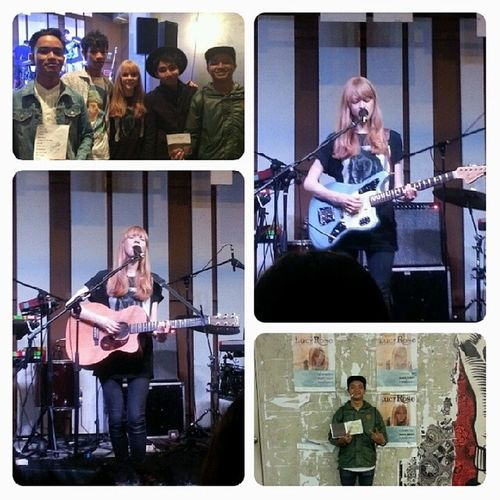 We miss you already!! @lucyroseparton Lucyroseliveinmalaysia great show, really