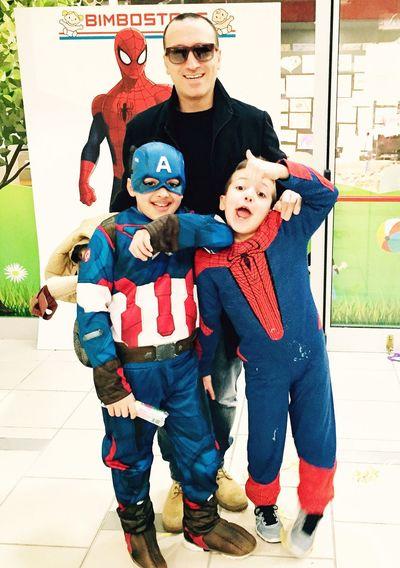 Heroes kids