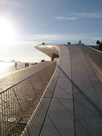 Must-see Lisboa Maat Belém Day Trip Museum Architecture Unedited Light And Shadow